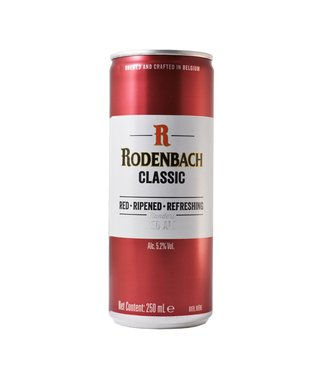 Rodenbach Classic Cans 250ml