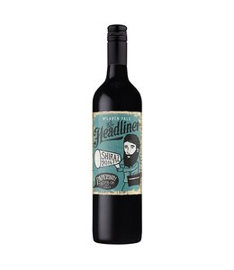Paperboy Wine Co Headliner Shiraz 2017