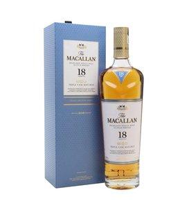 The Macallan 18yo Single Malt Whiskey