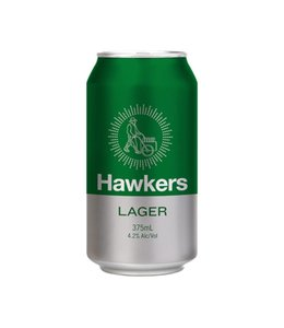 Hawkers Hawkers Lager Cans 375ml