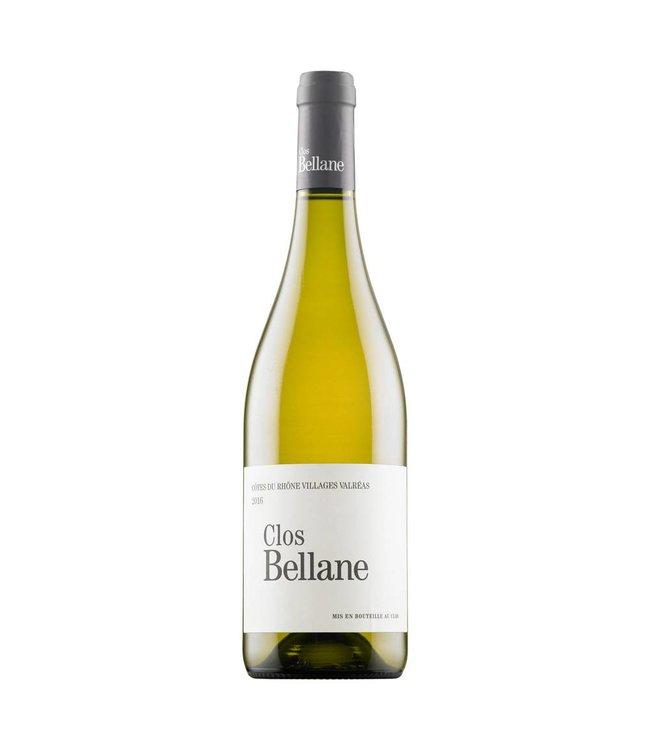 Clos Bellane Cotes du Rhone Villages Valreas Blanc 2016
