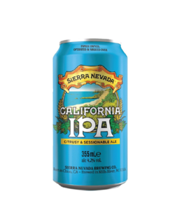 Sierra Nevada Sierra Nevada California IPA Cans 355ml