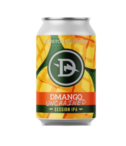 Dainton Dmango Unchained 355ml Can