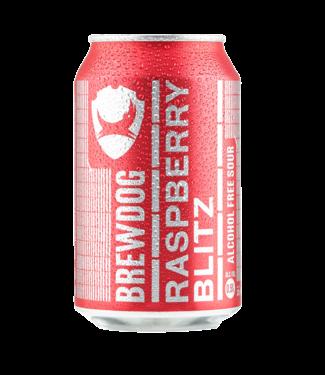 BrewDog Brewdog Raspberry Blitz Alcohol Free Sour 330ml