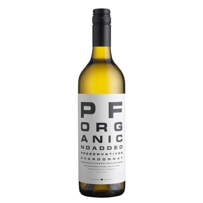Windowrie Eye Chart PF Chardonnay 2018