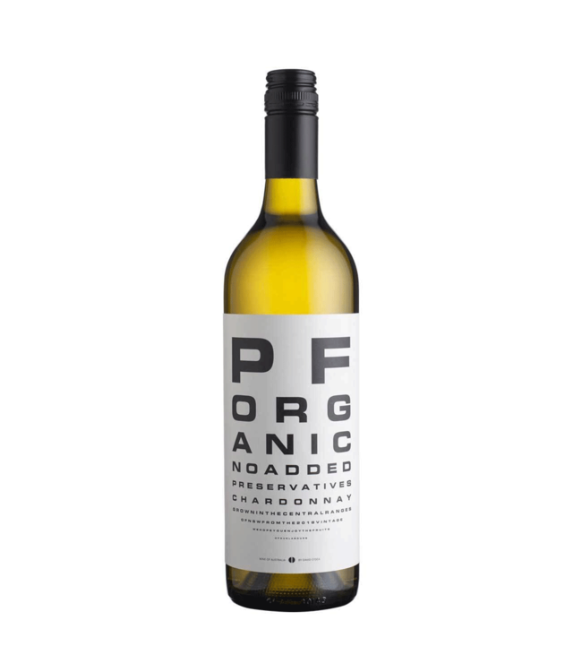 Windowrie Eye Chart PF Chardonnay 2018