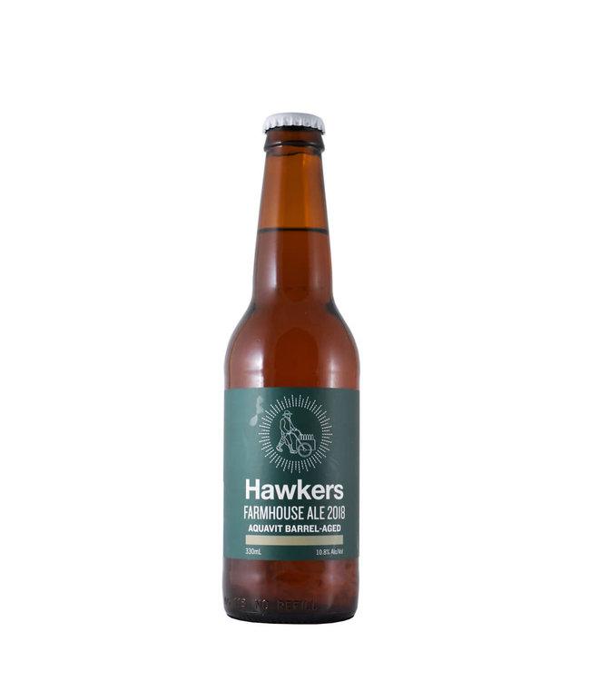 Hawkers Hawkers Aquavit Barrel-Aged Farmhouse Ale 330ml 10.8%
