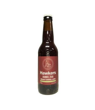 Hawkers Hawkers Aquavit Barrel-Aged Dubbel 330ml 11%