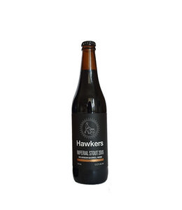 Hawkers Hawkers Bourbon Barrel-Aged Imperial Stout 500ml 13.2%
