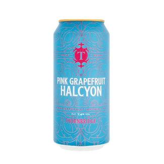 Thornbridge Brewery Pink Grapefruit Halcyon 440ml Can