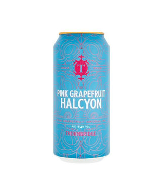 Thornbridge Brewery Pink Grapefruit Halcyon 440ml Can