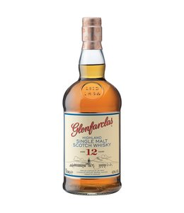 Glenfarclas 12yo Single Malt Whiskey 1000ml