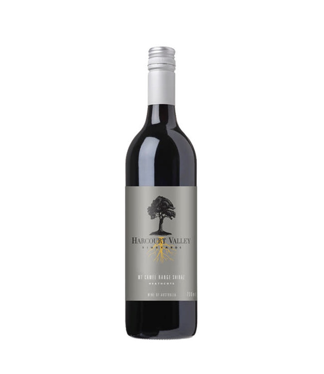Harcourt Valley Wines Harcourt Valley Mr Camel Range Shiraz 2015