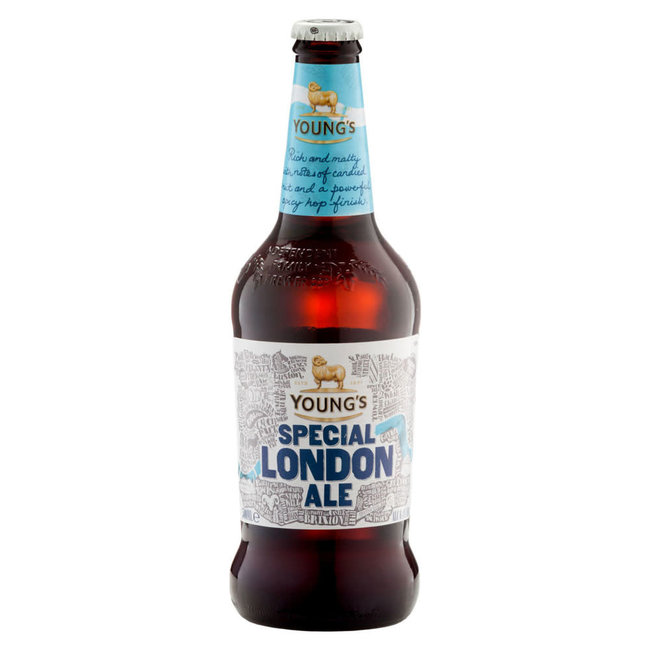 Youngs Special London Ale 500ml
