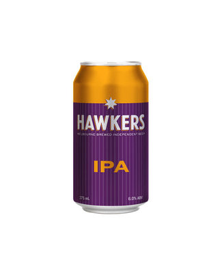 Hawkers Hawkers IPA 375ml Can