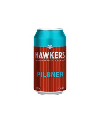 Hawkers Hawkers Pilsner 375ml Can