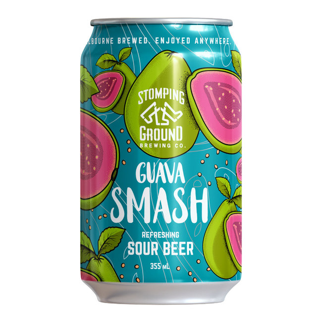 Stomping Ground Guava Smash 355ml Can