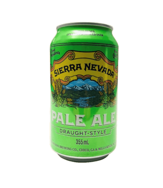 Sierra Nevada Sierra Nevada Pale Ale Draught 355ml Can