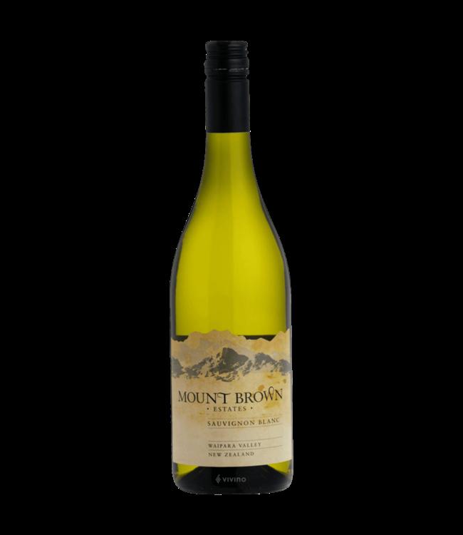 Mount Brown Sauvignon Blanc 2019