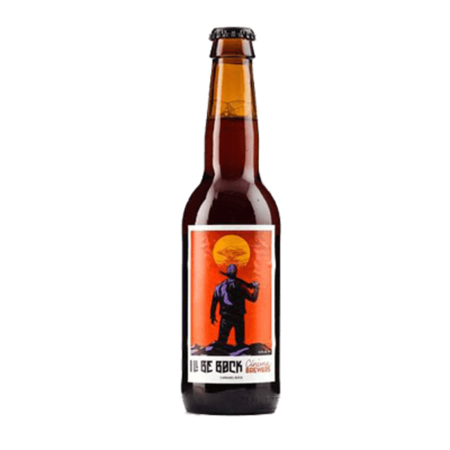 Cinema Brewers I'll Be Bock Caramel Bock 330ml