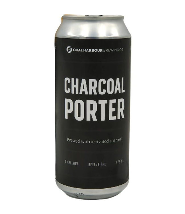 Coal Harbour Charcoal Porter 473ml Can