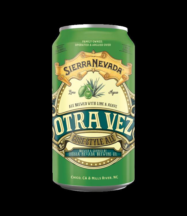 Sierra Nevada Otra Vez Lime & Blue Agave 355ml Can