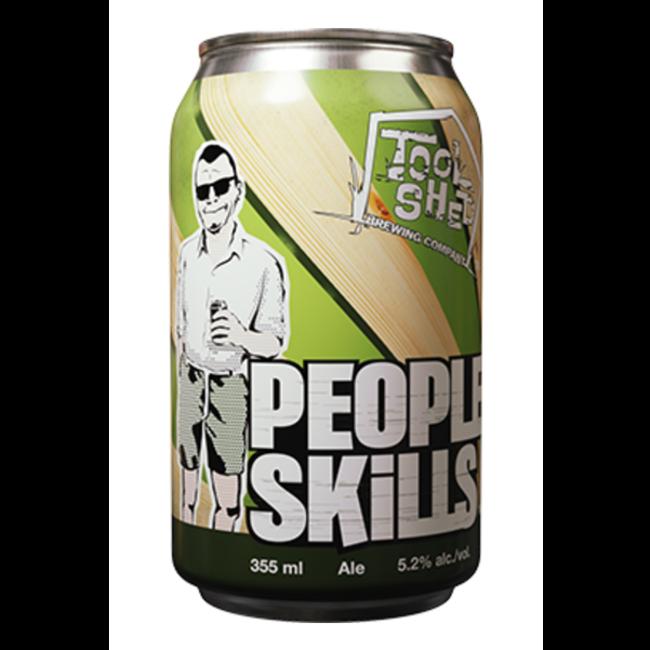 Tool Shed People Skills Cream 355ml
