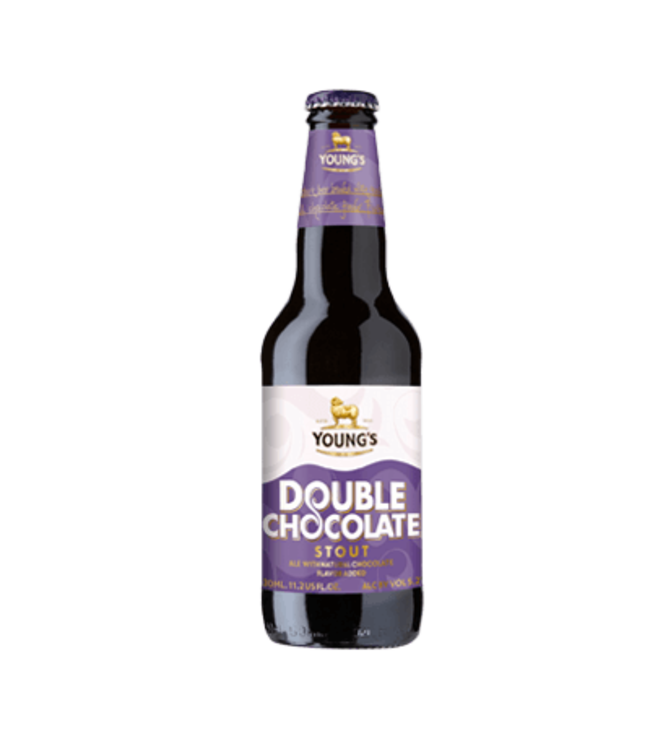 Youngs Double Choc Stout 330ml