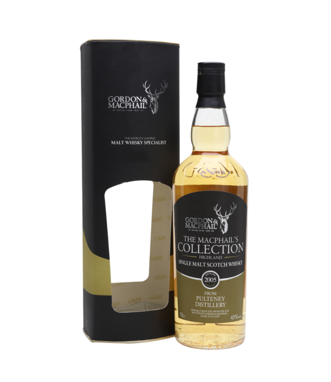 Old Pulteney 2005 (Macphail's Collection) Single Malt Whisky