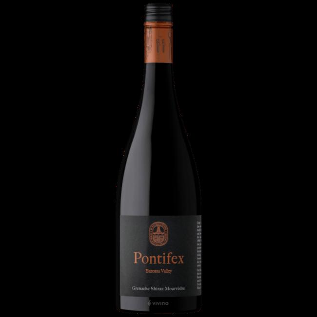 Pontifex Wines Grenache Shiraz Mourvedre 2016