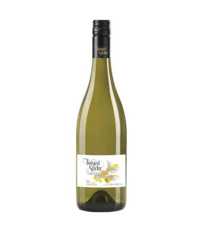 Twisted Sticks Organic Chardonnay 2016