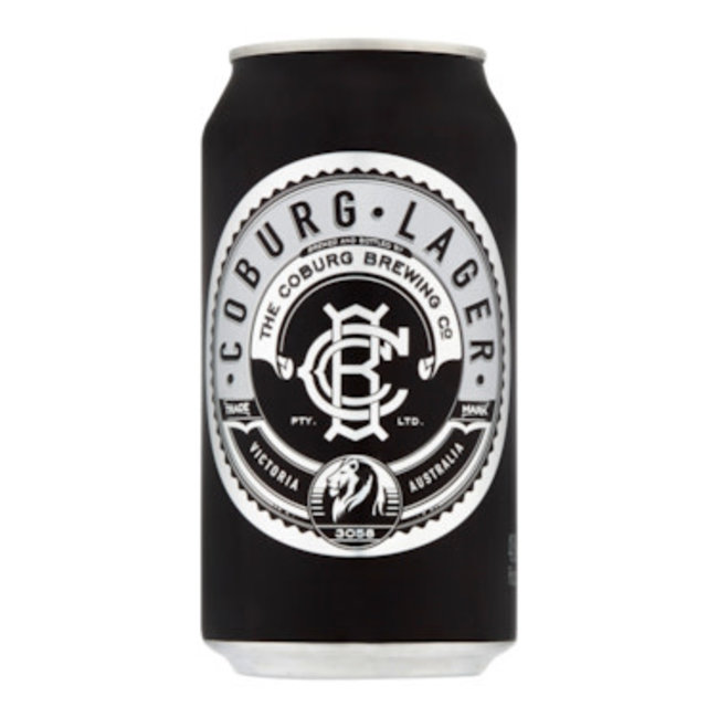 Coburg Lager 375ml Cans