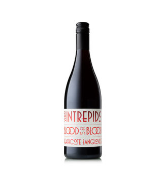 Vino Intrepido Blood of my Blood Heathcote Sangiovese 2019