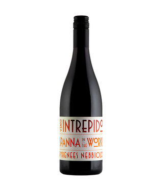 Vino Intrepido Spanna in the Works Pyrenees Nebbiolo 2019