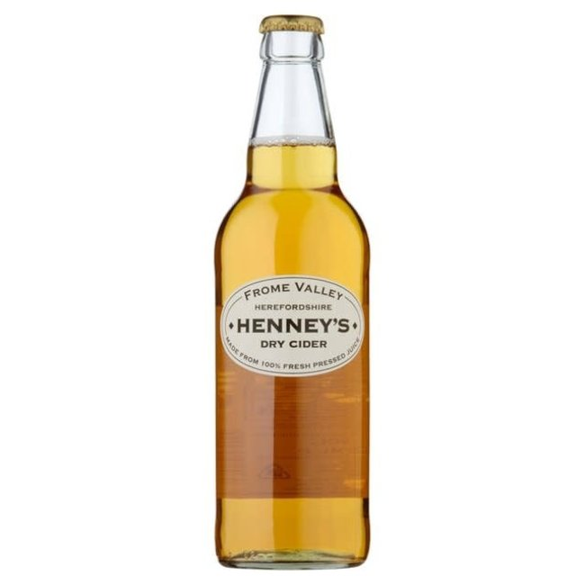Henneys Dry Cider 500ml