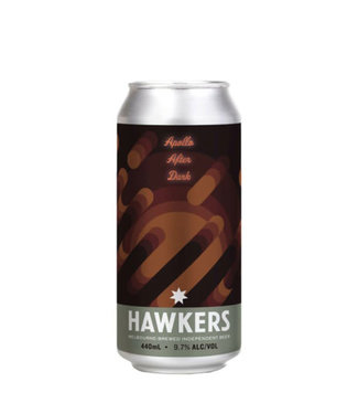 Hawkers Hawkers Apollo After Dark Stout 440ml
