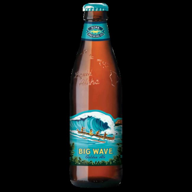 Kona Big Wave Golden Ale 355ml