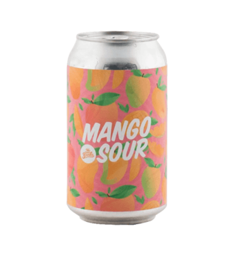 Mr Banks Mango Sour 355ml Can