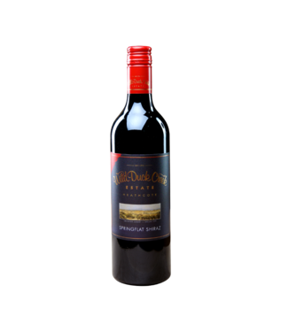 Wild Duck Creek Estate Wild Duck Creek Springflat Shiraz 2017 MAGNUM