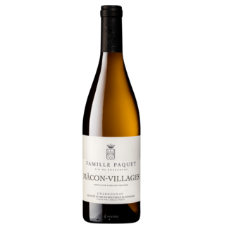 Famille Paquet Macon Villages Chardonnay 2018