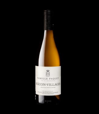 Famille Paquet Macon Villages Chardonnay 2018