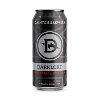 Dainton Dainton Darklord Imperial Stout 440