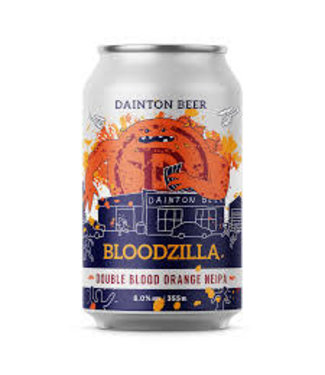 Dainton Bloodzilla Double Blood Orange NEIPA 355ml