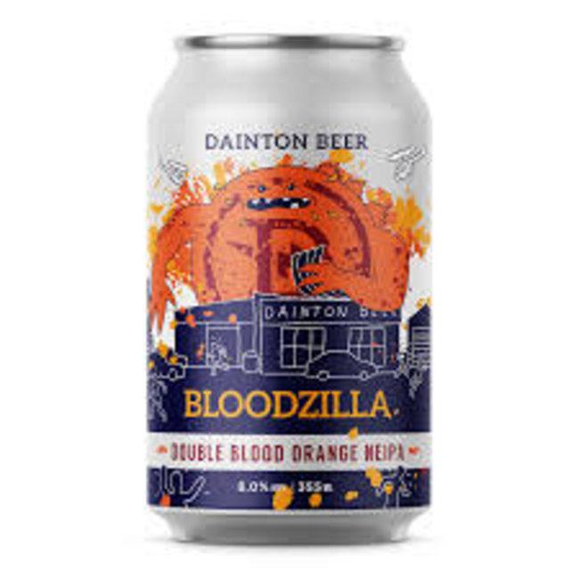 Dainton Bloodzilla Double Blood Orange NEIPA 355ml