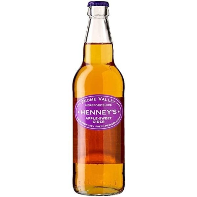 Henneys Frome Sweet Apple Cider 500ml