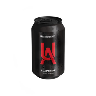 Urban Alley Slapshot Pale Ale 375ml Can