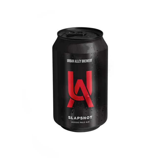 Urban Alley Slapshot Pale Ale 375ml Can