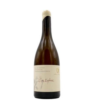 Adrien Berlioz Cuvee Euphrasie Chignin-Bergeron (Roussanne) 2015