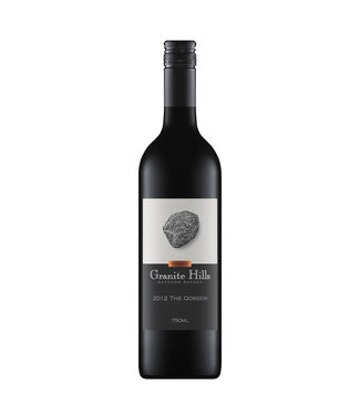 Granite Hills Granite Hills The Gordon Cabernet Blend 2014