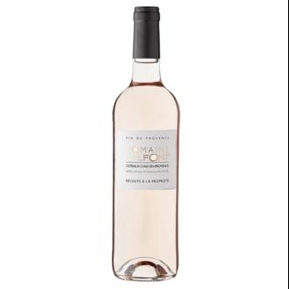 Domaine Valfont Coteaux d'Aix en Provence Rose 2018